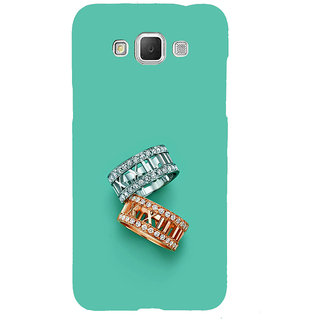 ifasho Engagement Ring Back Case Cover for Samsung Galaxy Grand3