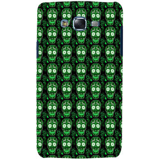 ifasho Modern  Design animated skeleton Pattern Back Case Cover for Samsung Galaxy J7 (2016)