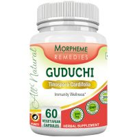 Morpheme Guduchi (Tinospora Cordifolia) 500mg Extract - 60 Veg Caps