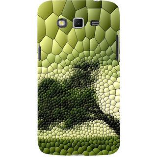 ifasho Modern  Design animated crocodile skin Back Case Cover for Samsung Galaxy Grand
