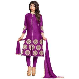 RG Designers  Women's Semi Stiched Salwar Suit Dupatta Material SFARJAAN344