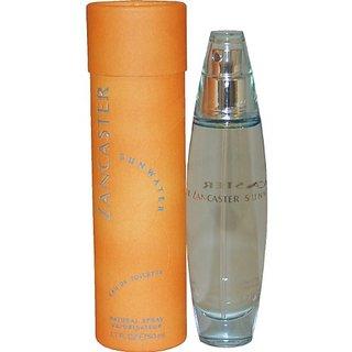 Sunwater By Lancaster For Women. Eau De Toilette Spray 1.7 Ounces