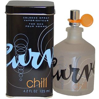 Curve Chill by Liz Claiborne for Men - 4.2 Ounce Cologne Spray