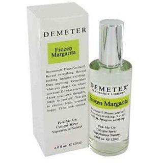 Demeter Unisex Cologne Spray, Frozen Margarita, 4 Ounce