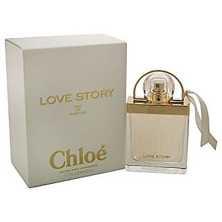 Chloe Love Story Eau de Parfum Spray, 1.7 Ounce