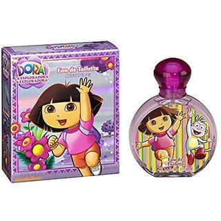 Dora The Explorer Eau de Toilette Spray, 3.4 Ounce