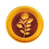 Gold Coin 0.5 Gram / Half Gram In 24 Karat 995 Purity By Coin Bazaar