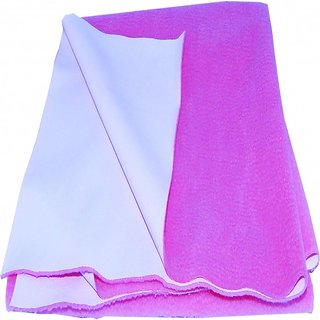 Smarty Twomax baby dry mat sheet Large (Pink)