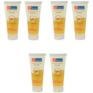 Dr. Batra Instant Glow  Face Wash 100 g Each (Pack of 3)