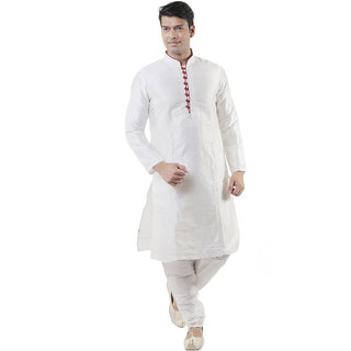 ba47462d64e Buy Hangup Mens Kurta and Pyjama Set Online - Get 55% Off
