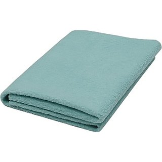 Smarty Twomax combo set of 2 baby dry mat sheet small (Pista green baby pink)