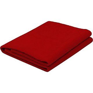 Smarty Twomax combo set of 2 baby dry mat sheet small (red lilac)