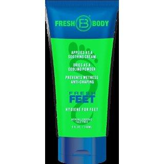 NEW 5 Oz. Fresh Feet Lotion - The Solution for Men - NEW 5 OZ tube