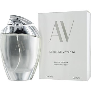 AV Eau De Parfum Spray for Women by Adrienne Vittadini, 3 Ounce