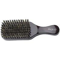 Diane Men's Club Brush, 100% Boar Bristles