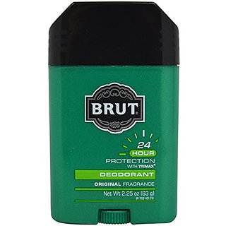 Brut Oval Solid Deodorant, 2.25 Ounce