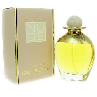 Bill Blass Nude Cologne Spray for Women, 3.4 Ounce