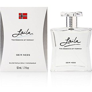 Laila By Geir Ness For Women Eau De Parfum Spray, 1.7-Ounces