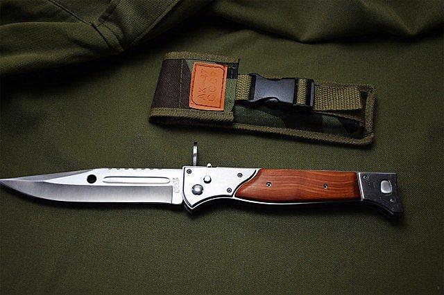 Prijam Knife Ak-47 Model Heavy Foldable Pocket Knife Most Selling Product  Blade Size 12 Cm