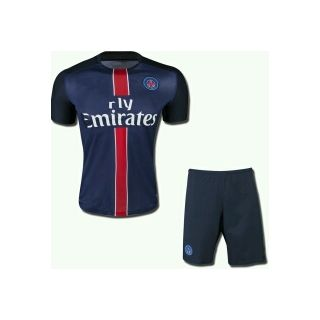 Psg football Jersey and game set