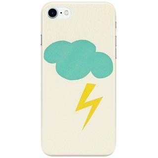 Dreambolic Lightning-Strike Back Cover for Apple iPhone 7