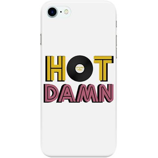 Dreambolic HOT-DAMN Back Cover for Apple iPhone 7