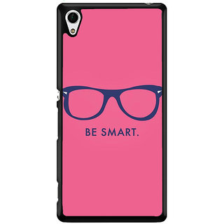 Ayaashii Be Smart Back Case Cover for Sony Xperia Z4::Sony Xperia Z4 E6553