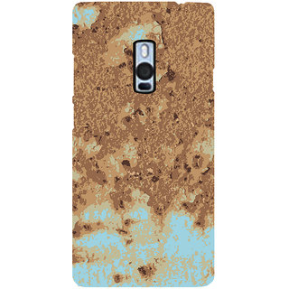 Ayaashii Moss Painting Back Case Cover for One Plus Two::One Plus 2::One+2