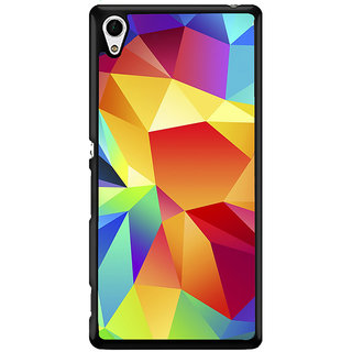 Ayaashii Colorful Abstract Back Case Cover for Sony Xperia Z4 Mini::Sony Xperia Z4 Compact