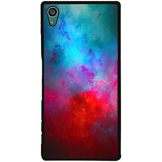 Ayaashii Colorful Sky Painting Back Case Cover for Sony Xperia Z5::Sony Xperia Z5 Dual::Sony Xperia Z5 Premium