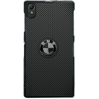 Ayaashii BMW Logo Back Case Cover for Sony Xperia Z1::Sony Xperia Z1 L39h