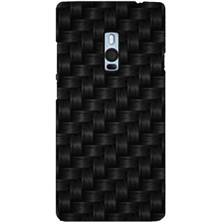 Ayaashii Net Pattern Back Case Cover for One Plus Two::One Plus 2::One+2