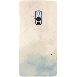 Ayaashii Abstract Colors Back Case Cover for One Plus Two::One Plus 2::One+2