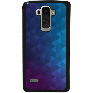 Ayaashii Animate Diamon Pattern Back Case Cover for LG G4 Stylus