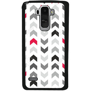 Ayaashii Arrow Pattern Back Case Cover for LG G4 Stylus