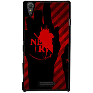 Ayaashii Never Deserve Back Case Cover for Sony Xperia T3