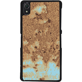 Ayaashii Moss Painting Back Case Cover for Sony Xperia Z2::Sony Xperia Z2 L50W D6502 D6503