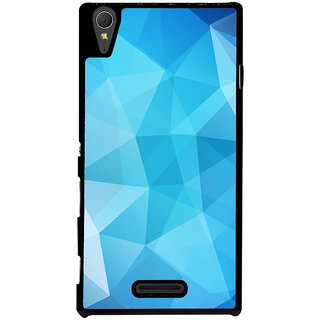 Ayaashii Animated Pattern Back Case Cover for Sony Xperia T3