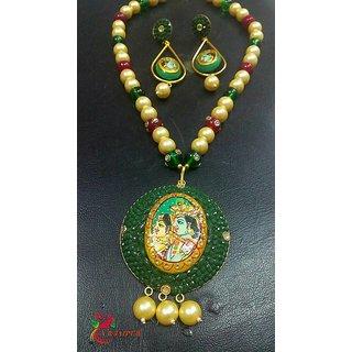 Buy jaipuri radha krishna pendant set online get 0 off jaipuri radha krishna pendant set aloadofball Choice Image