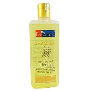 Dr. Batra'S Normal Henna Shampoo 200 Ml