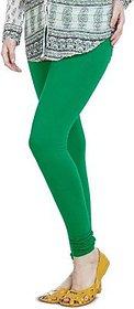 Women's Cotton Lycra Churidar Leggings