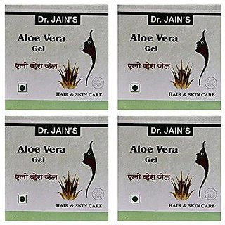 Dr. Jain'S Aloe Vera Gel - 100G (Set Of 4)