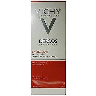 Vichy Dercos Energising Shampoo With Aminexil 200 Ml./ 6.7 Fl.Oz