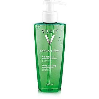 Vichy Normaderm Deep Cleansing Purifying Gel (200Ml)