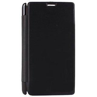 Gionee S6S Black flip cover