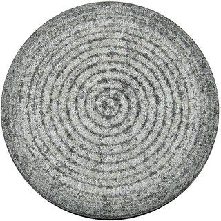 Traditional Herb Medicine Grinder Stone Ayurvedic Herb Mortar Stone