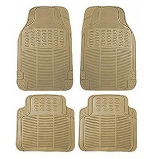 Car Rubber Foot Mat For Maruti Suzuki Swift Dzire