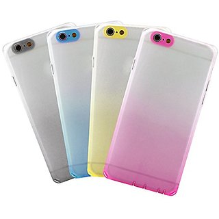 iPhone 6 6s Cases, Magic-TBundle of 4 Protective Cover Colorful Clear Shell Slim Translucent Impact Matt Finish Resistan