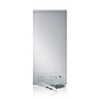 TowerRAID TR8UT+ 8-Bay USB 3.0 / eSATA Hardware RAID 50 Tower with 6G PCIe 2.0 HBA (Silver)