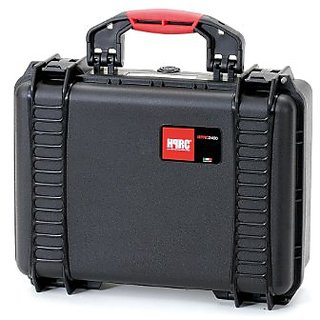 HPRC 2400E Empty Hard Case (Black)
